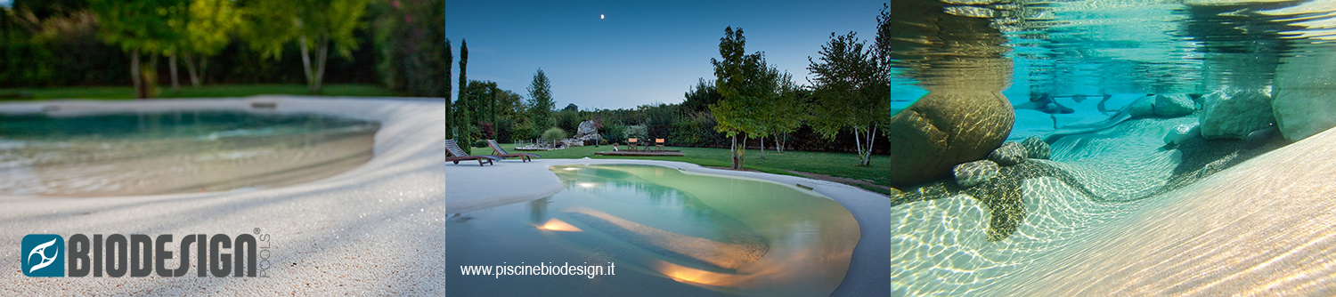 Home euro s r l for Piscine biodesign